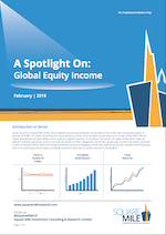 A Spotlight On: Global Equity Income