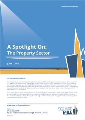 A Spotlight On: Property