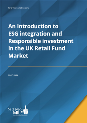 ESG integration & Responsible investment