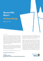 PruFund Range report