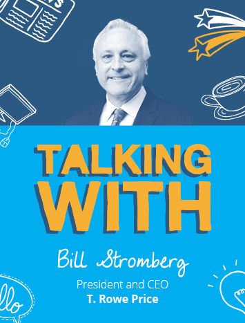 Talking With Bill Stromberg