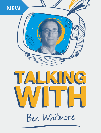 029 - Talking with…Ben Whitmore